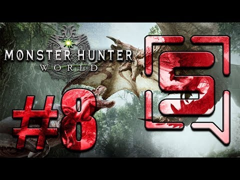 Monster Hunter World (PC) - Stream VOD #8 thumbnail