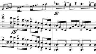 Fantasie Nr. 3 für Violine und Klavier von Hanspeter Reimann