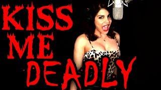 Lita Ford - Kiss Me Deadly - cover - Sara Loera - Ken Tamplin Vocal Academy