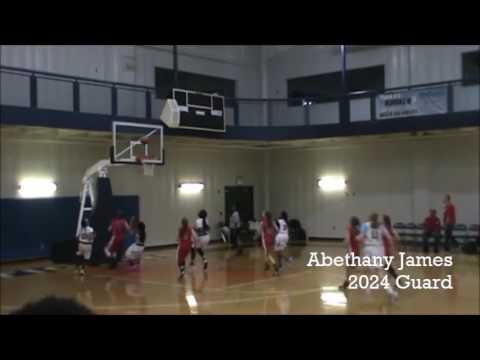 Abethany James (2024): Monrovia Hawks