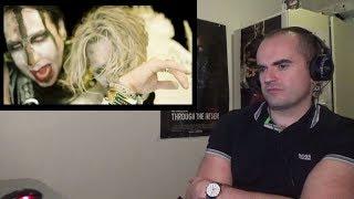 Video Marilyn Manson - Say10 Reaction download MP3, 3GP, MP4, WEBM, AVI, FLV Januari 2018