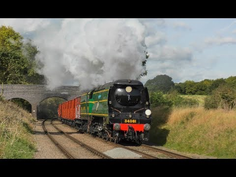Great Central Railway - Autumn Steam Gala 2017