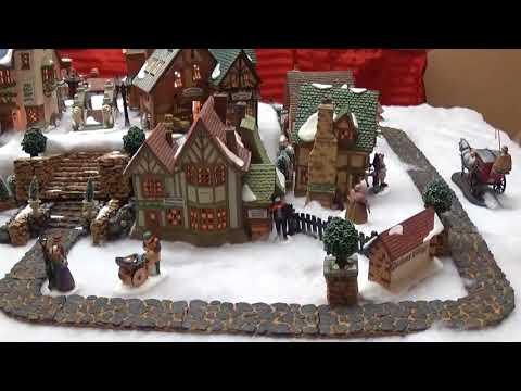 Charles Dickens Village