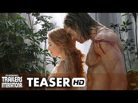 Trailer do filme A Lenda de Tarzan