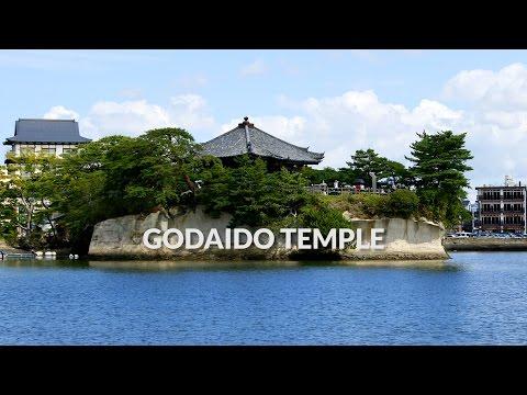 Godaido temple, Miyagi | One Minute Japan Travel Guide