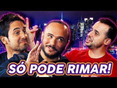 OS PIORES RAPPERS DO MUNDO - Jogo da Entrevista Rimada