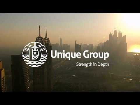 Unique Group - The Leading Integrated Turnkey Subsea & Offshore Solution Provider