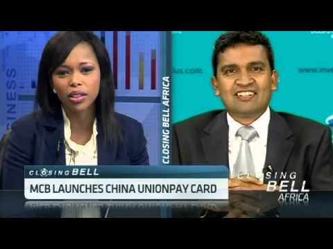 Mauritius Commercial Bank launches China UnionPay card