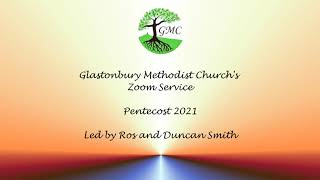 Blessing - Pentecost 2021 Zoom Service
