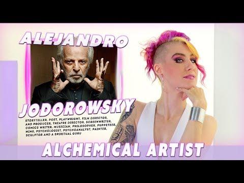 Artist, Filmmaker, Psychomagican - Greater Creators - Alejandro Jodorowsky: Ep7
