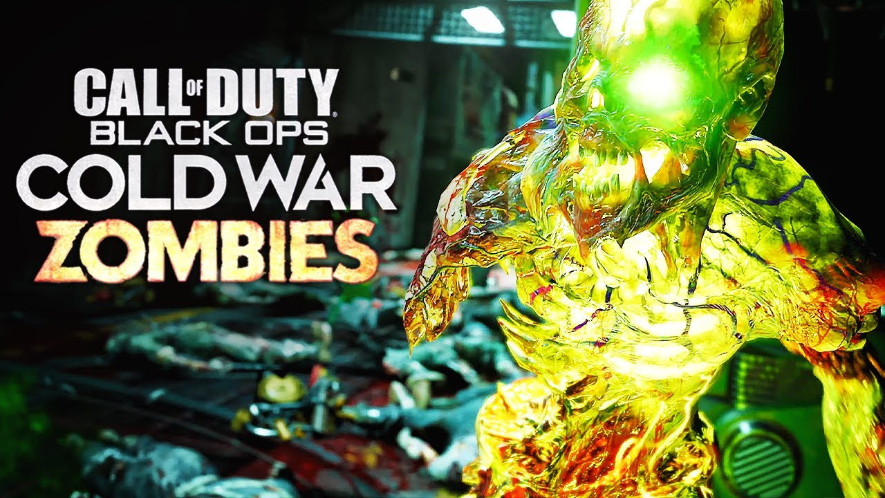 Call of Duty: Black Ops Cold War - Official PS5 Zombies Gameplay Trailer