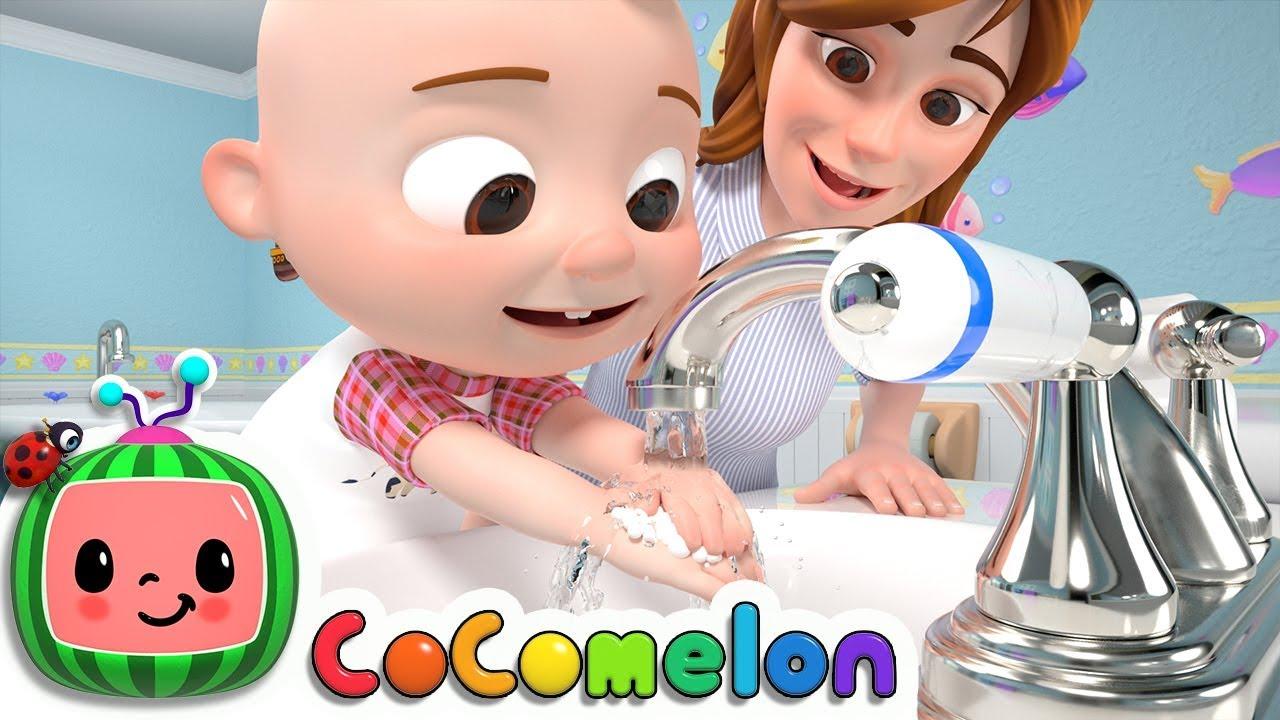 5 Video Musik Untuk Ajarkan Anak Rajin Cuci Tangan