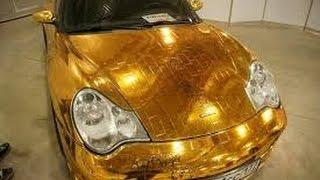 видео Покраска автомобиля в эксклюзивный цвет. Энциклопедия автомобилиста Avtomp3.ru