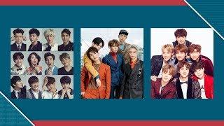 Download Video Super Junior vs. SHINee vs. BTS MP3 3GP MP4