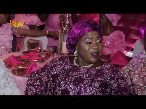 Watch Pasuma & Nollywood Actors Storm MC Oluomo's daughter's Nikkah