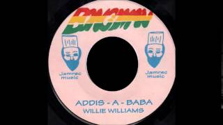 Willie Williams - Addis A Baba (BONGOMAN) 7