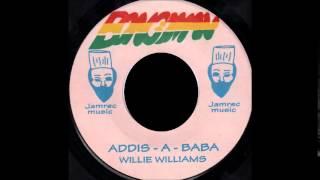 Willie Williams - Addis A Baba (BONGOMAN) 7