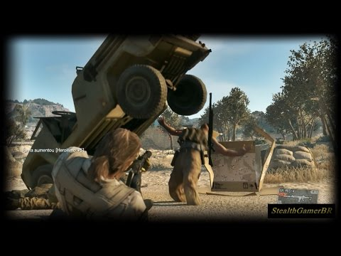 Metal Gear Solid V The Phantom Pain...