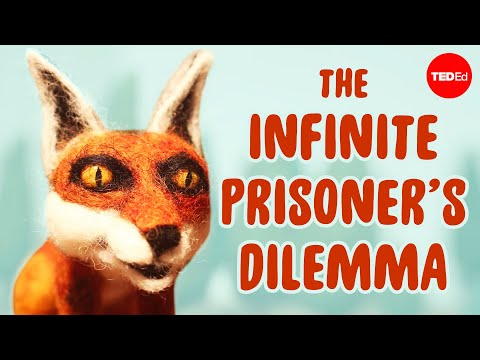 Video image: How to outsmart the Prisoner's Dilemma - Lucas Husted