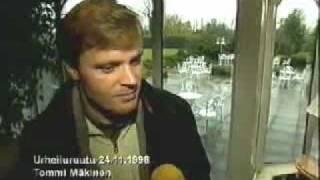 Tommi Mäkinen 1998 Championship phone call (With English Subtitles) Video