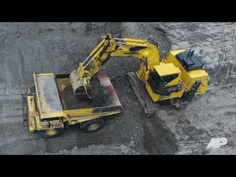 Sabine Mining Company Depends On Komatsu And WPI For Efficient Operation- Waukesha-Pearce Industries