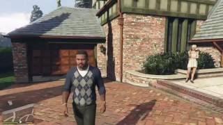 GTA 5 Franklin's Secret Extra Garage  [Saves Cars]