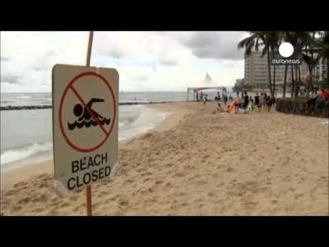 Water Safety; Hawaii Sewage Spill