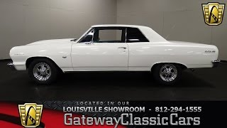 1964 Chevrolet Chevelle - Louisville Showroom - Stock # 1396