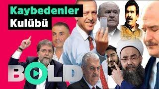 İstanbul seçiminin ''Kaybedenler Kulübü''