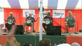 Banjo Masters - Bugle Call Rag - Grey Fox 2011