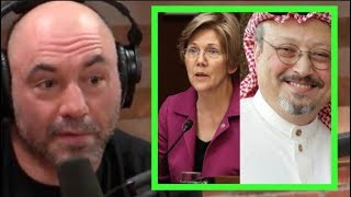 Joe Rogan on Khashoggi & Elizabeth Warren