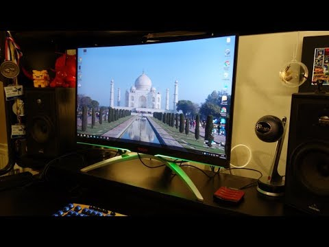 AOC AG272FCX review - 27