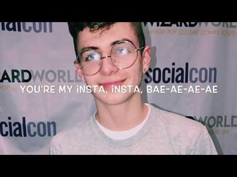 Zach Clayton - Insta Bae With Lyrics