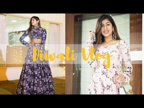 Diwali House Decor And Vlog 2017 | Simran Bhatia