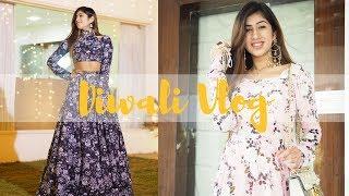 Diwali House Decor And Vlog 2017   Simran Bhatia