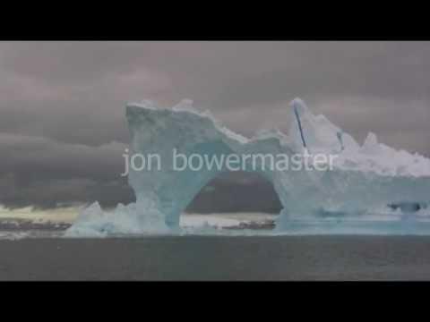 Antarctica: Falling Ice