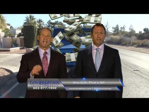 Powerful Arizona Personal Injury Attorneys | Lerner & Rowe Glendale Commercial