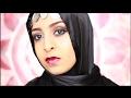 Desert Queen Arabian Style Makeup & Hijab