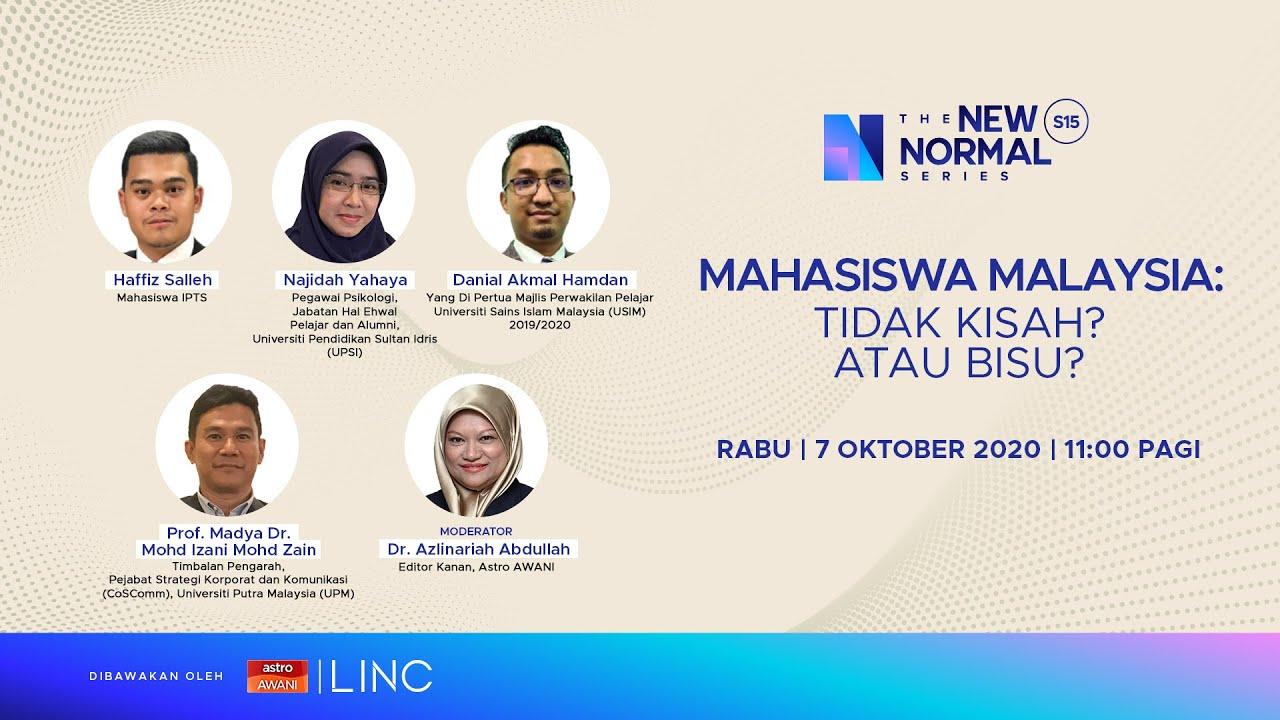 MAHASISWA MALAYSIA: Tidak Kisah? Atau Bisu?