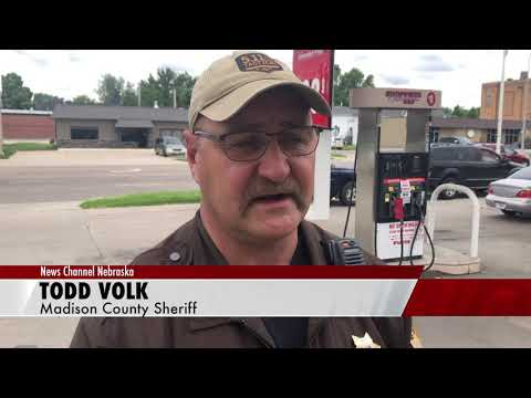 Madison County Sheriff And Norfolk Police Captain Give Details On Norfolk Shooting