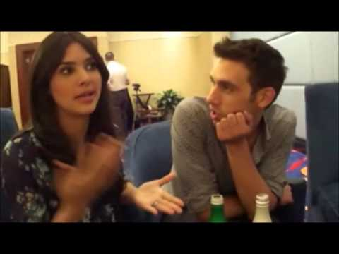 Camila Banus and Blake Berris of Days of Our Lives Talk about a Day on the Set