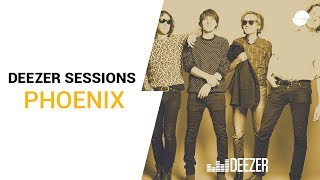Phoenix | Deezer Session