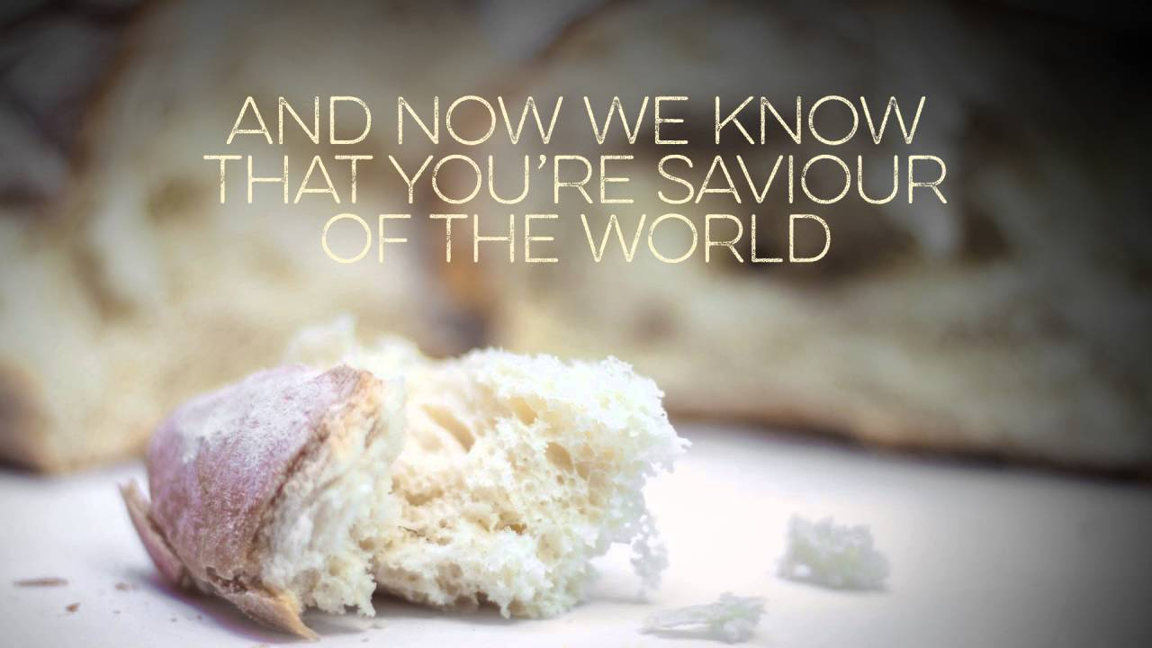 Here is bread (Communion Song)