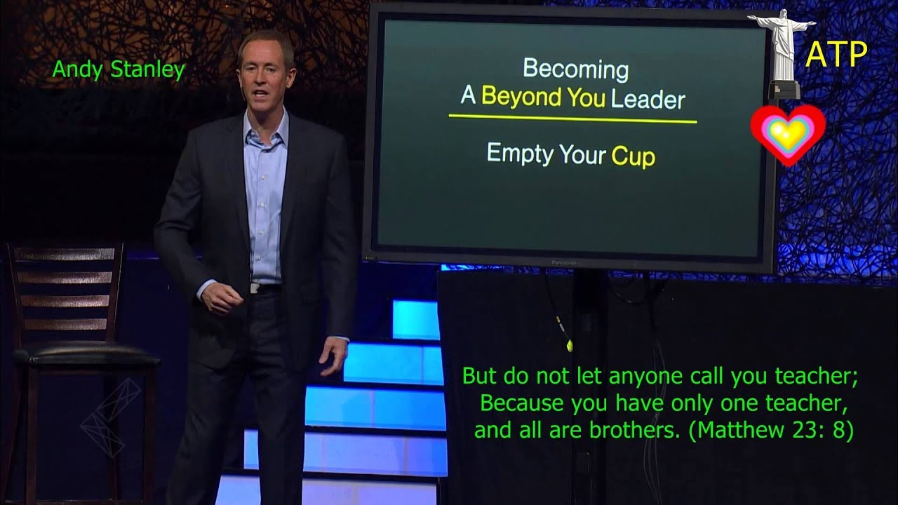 Andy stanley dating series