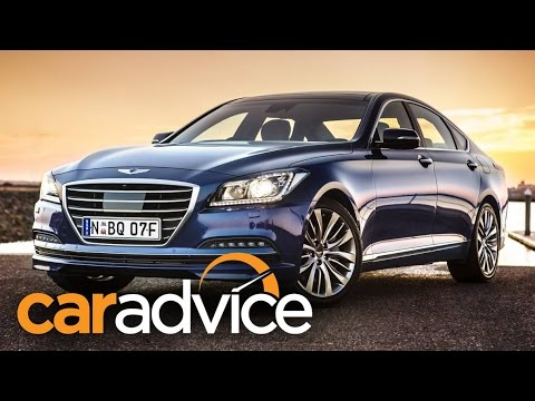 Hyundai Genesis Review E Class challenger or pretender