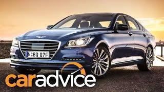 Hyundai Genesis Review E Class challenger or pretender смотреть