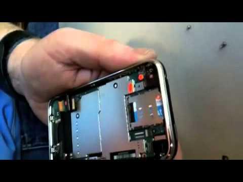Video hướng dẫn tháo lắp máy Iphone 3GS.flv