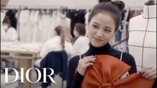 Exploring Dior with JISOO