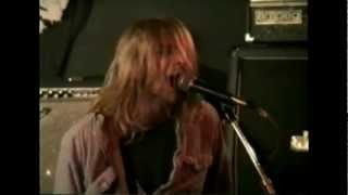 Nirvana - Love Buzz Live in Austria 1989 [HD 720p]