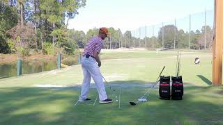 Golf Pro Tip: Properly Aligning Yourself To The Ball